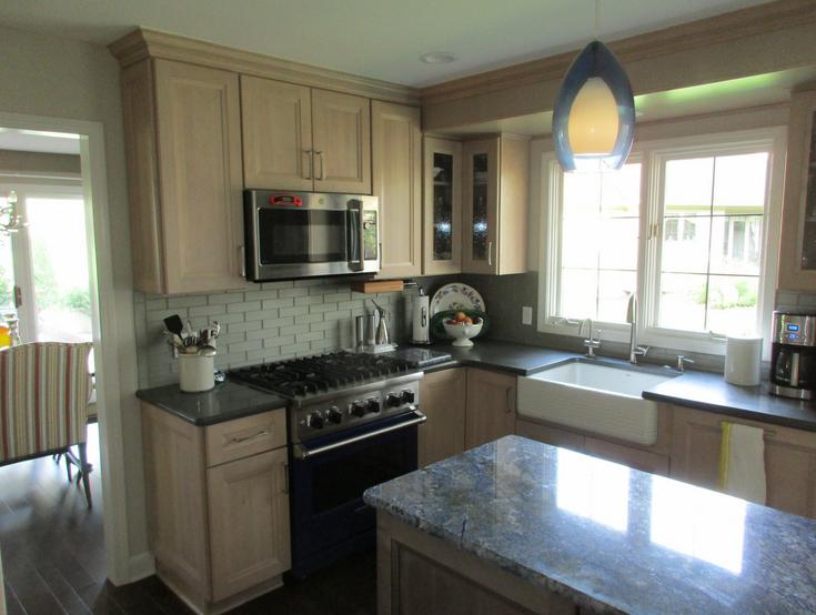 Condo Kitchen Area | Innovate Building Solutions | #KitchenDesign #ClevelandRemodel #CondoLiving
