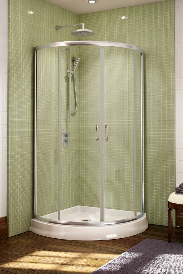 11 Ideas To Fix A Small Cramped Bathroom Or Shower Innovate Building Solutions Nationwide Cleveland Columbus
