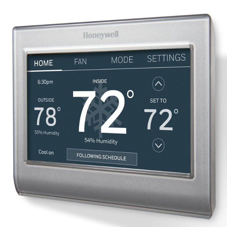 Programmable thermostat homedepot.com | Innovate Building Solutions | #Thermostat #Programmabletermostat #LowEnergyBills