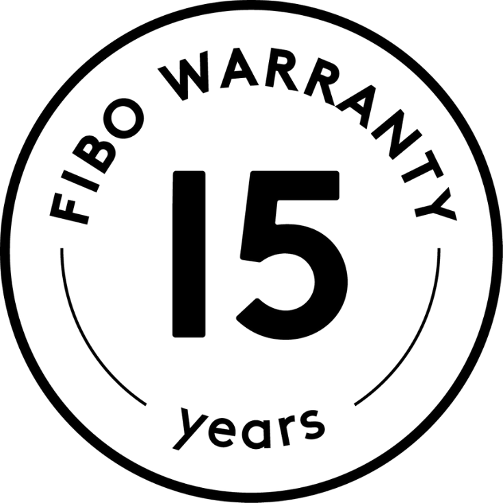 Fibo warranty 1-Black & White | Innovate Building Solutions | #InnovateWarranty #WallPanelWarranty #LaminatePanels #LifeTimePanels