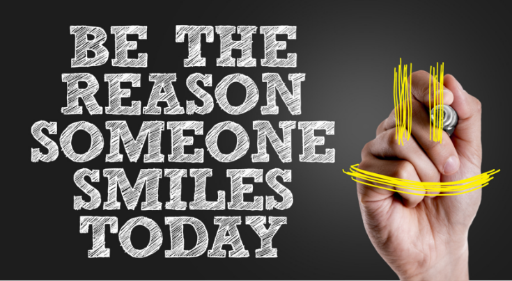 Be the reason someone smiles appreciation love | Innovate Building Solutions | #Smile #Happiness #BeHappy