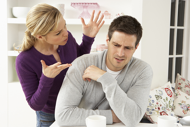 Nagging spouse | Innovate Building Solutions | #HappyWife #RemodelingJobs #NaggingSpouse