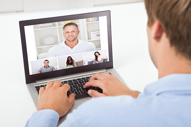 Video Conferencing | Innovate Building Solutions | #VideoConferencing #FaceTime #Zoom