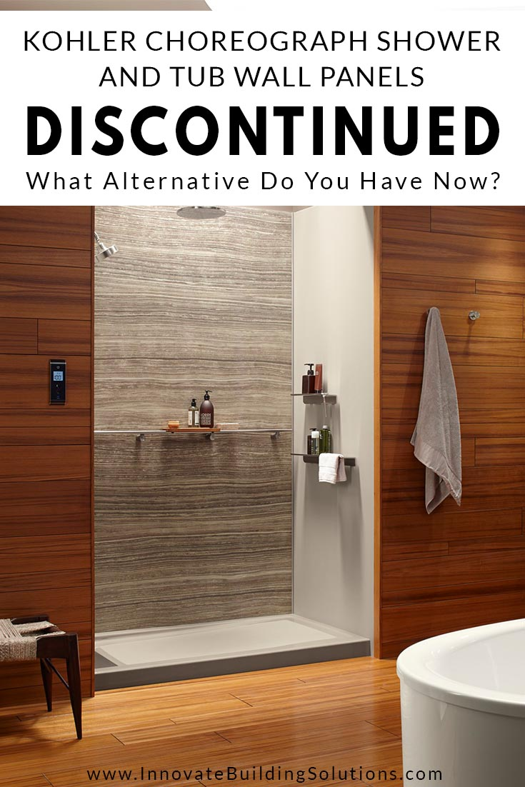 Kohler Choreograph Shower and Tub Wall Panels Discontinued – What Alternatives Do You Have Now?
